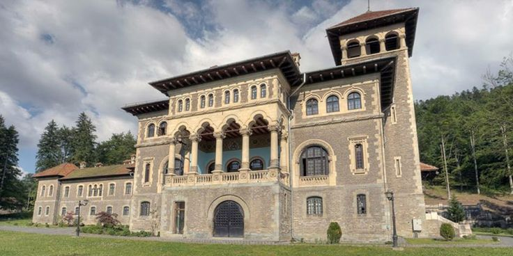 Traditional neo romanian architecture sunchasers - Romanian architectural styles ...