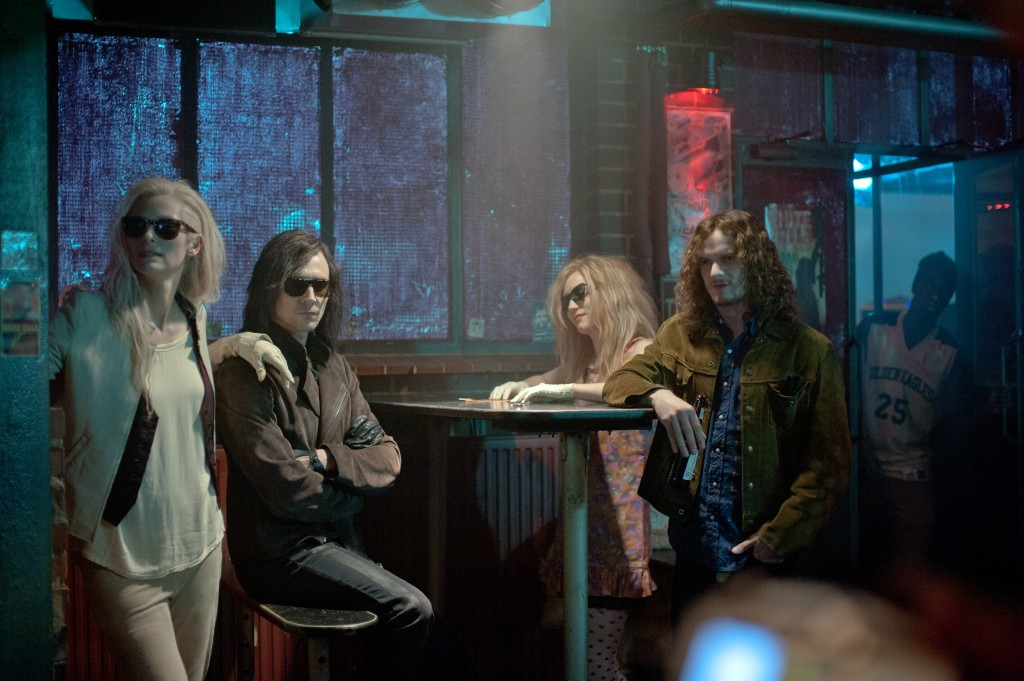 Scene from 'Only lovers left alive', with Tilda Swinton and Tom Hiddleston