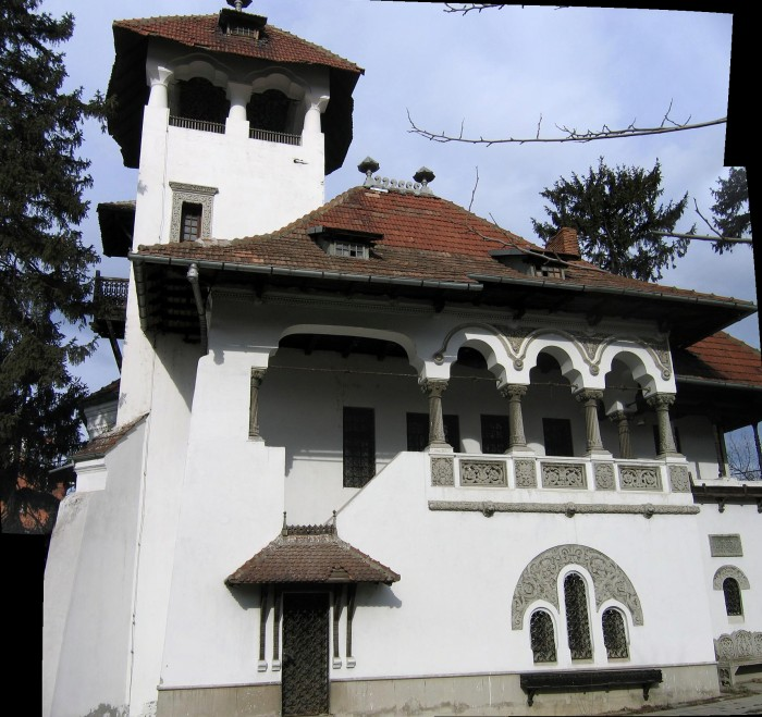 The Museum of Traditional Art 'Doctor Nicolae Minovici'