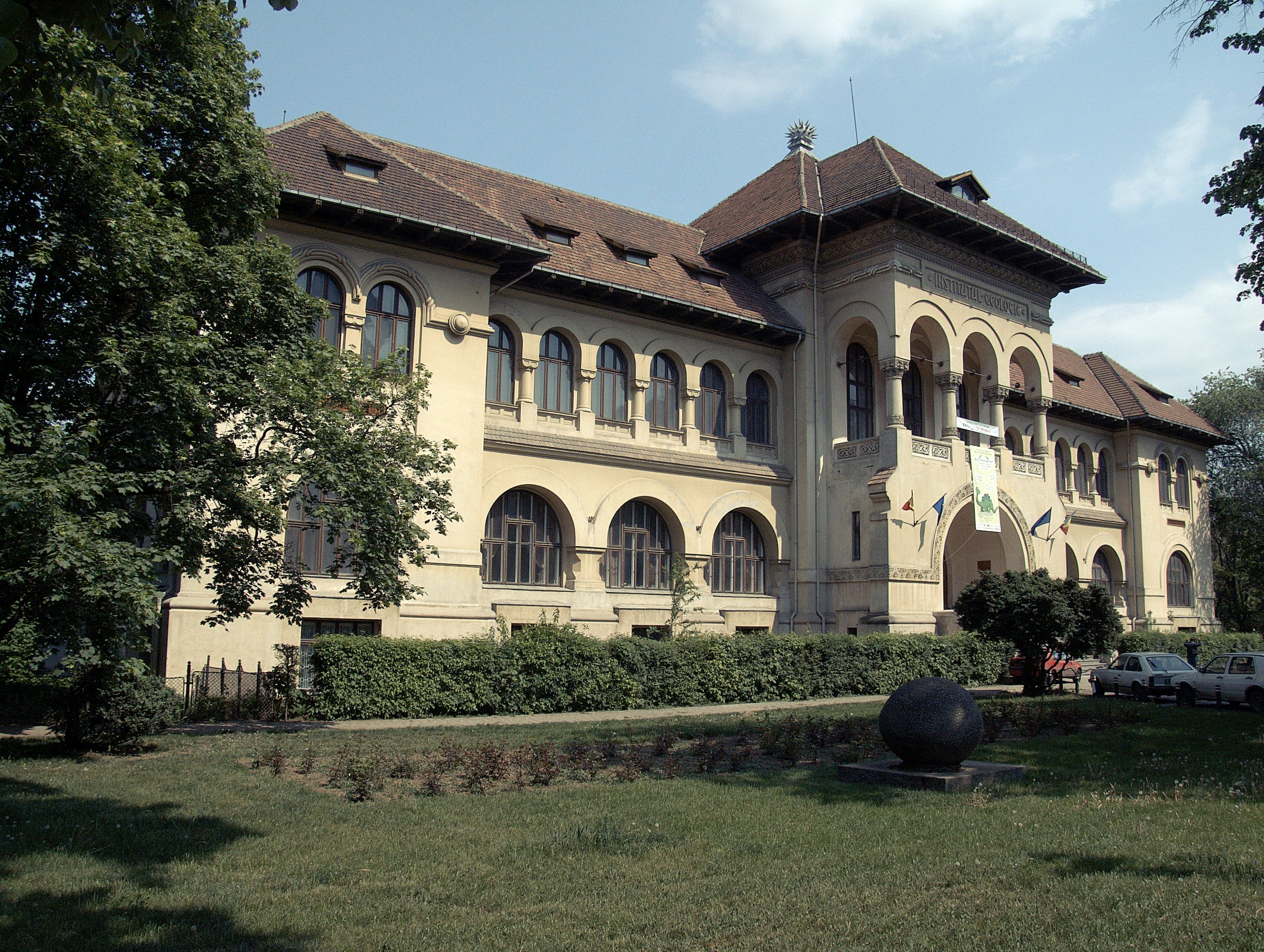 The Geology Museum, Bucharest