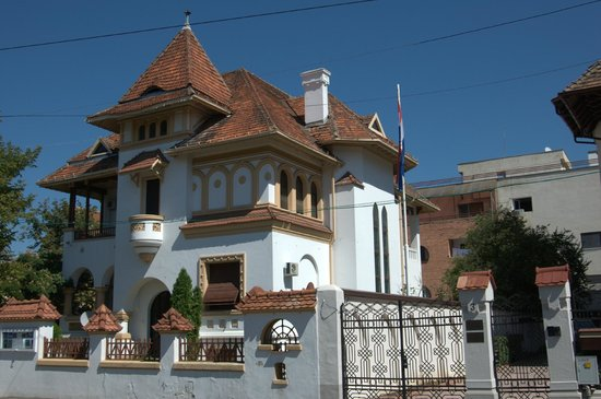 Villa in Cotroceni, Bucharest