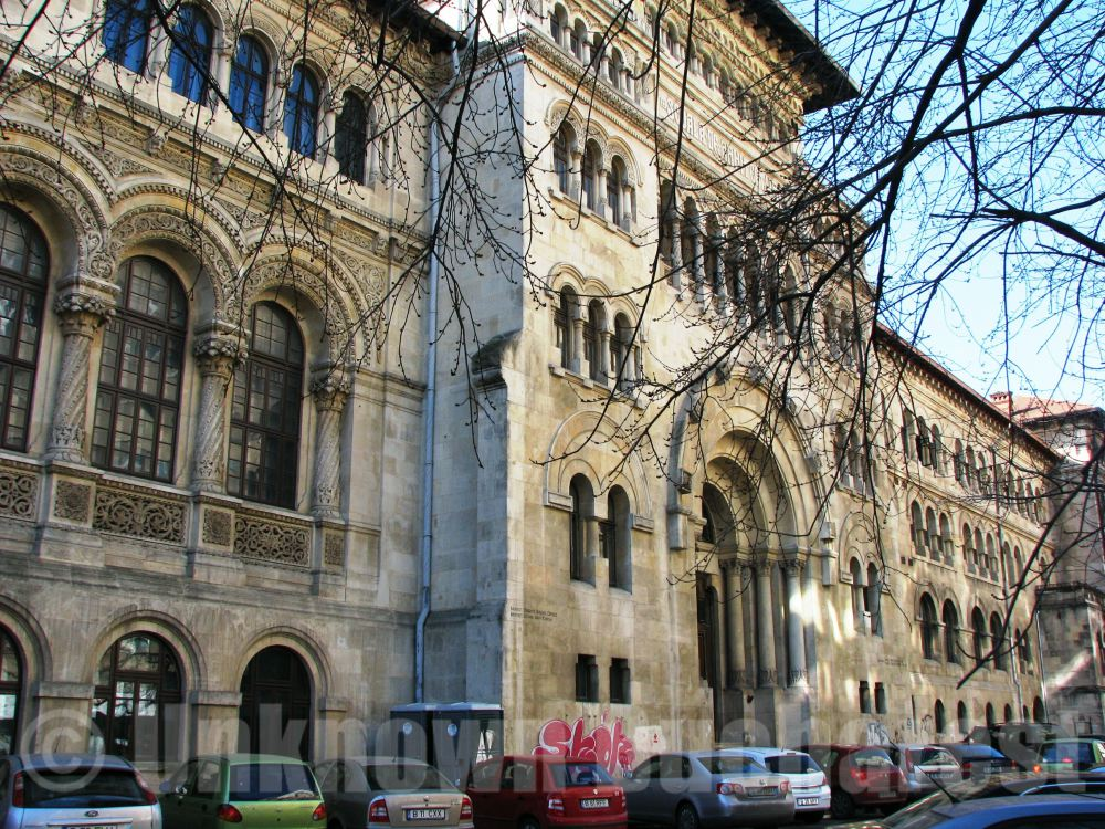 The University of Architecture Bucharest